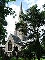 All Saints Church, Cockermouth - geograph.org.uk - 474536.jpg