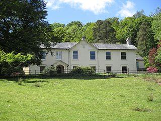 Allan Bank Grade II listed building in Lakes, South Lakeland, Cumbria, LA22