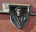 Altenburg Brüderkirche Fassade Relief Georg Spalatin.jpg