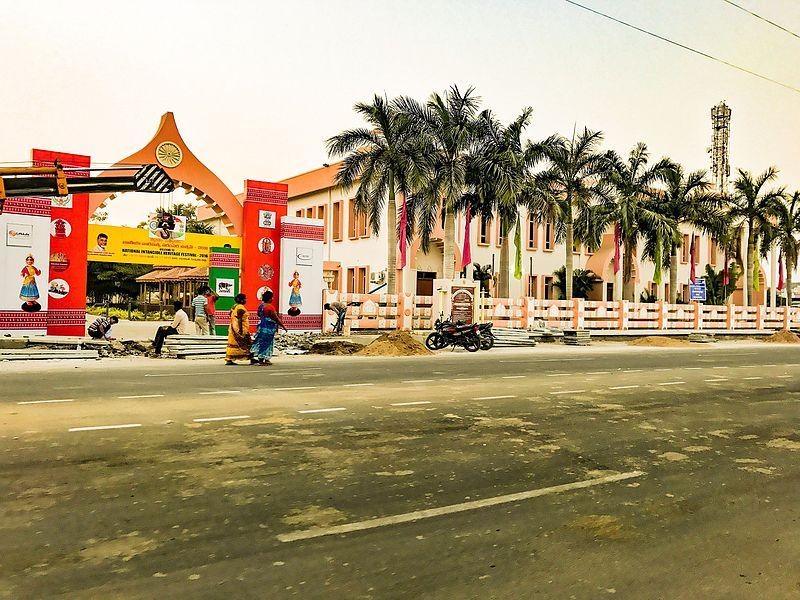 File:Amaravati Heritage center and Musuem.jpg