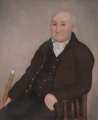 Caleb Sherman(1736-1822)
