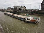 Amore-Vici - ENI 03310500, leaving Royerssluis, Port of Antwerp pic3.JPG
