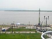 נהר אמור באזור חברובסק