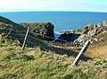 Ancient Fort Site at Strool Bay - geograph.org.uk - 1708726.jpg