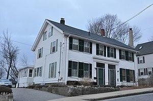 Sarah H. Harding House - Image: Andover MA Sarah H Harding House
