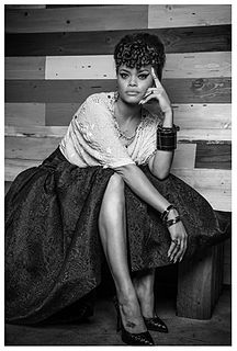 Andra Day American singer and songwriter