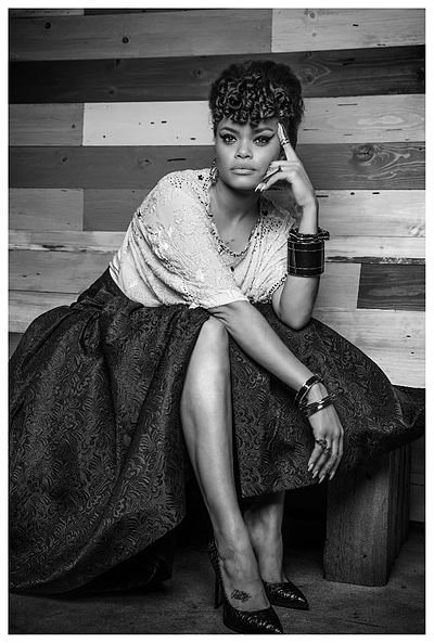 Picture of a band or musician: Andra Day