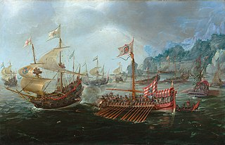 Battle of the Narrow Seas a Naval between Spain, The Netherlands and England