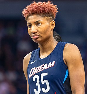 Angel McCoughtry American basketball player