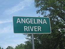 Comté d'Angelina — Wikipédia