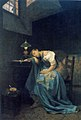 Angelo Trezzini - A Tired Seamstress.jpg