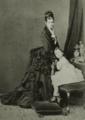 Anna Eleonora Zobel Zamoyska z córka Zofia.tif