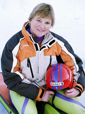 Anne Abernathy - Abernathy in 2006