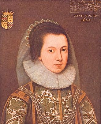 Pendragon Castle - Lady Anne Clifford