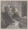 Another Year by the Old Clock (Harper's Bazar, Vol. III) MET DP875262.jpg