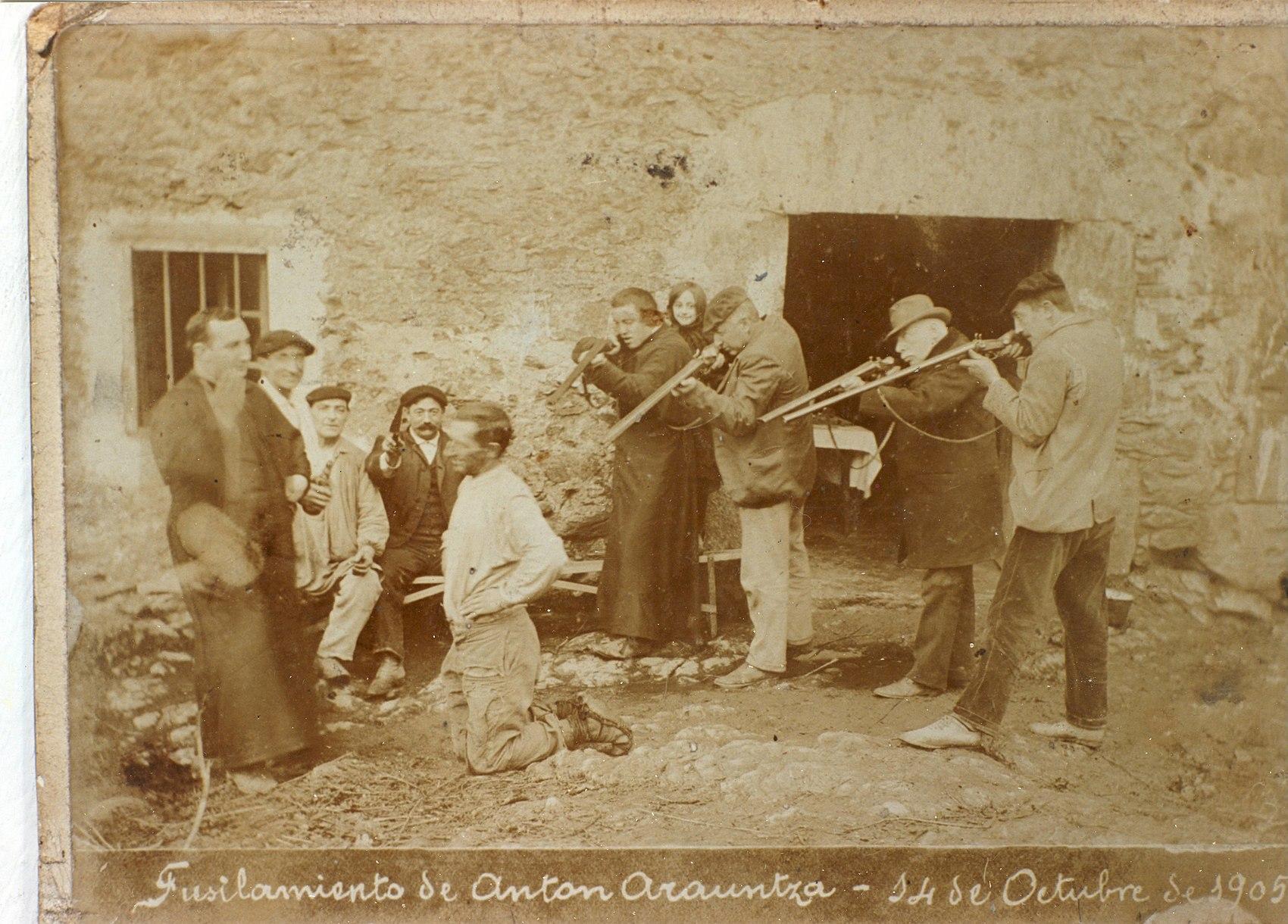 Anton arauntza fusilamendua 1905.jpg