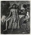 Antonello da Messina (maniera) - Cristo in pietà tra la Madonna e san Giovanni Evangelista.jpg
