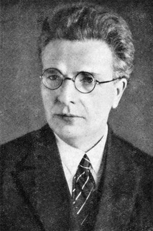 Antonín Procházka (painter) - Antonín Procházka (1932)