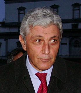 Italian mayor
