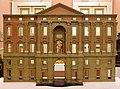 Antonio rosz su progetto di luigi vanvitelli, parte centrale della facciata della reggia di caserta, 1750-58 ca.JPG