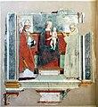 Antonio solario o pietro paolo agabiti, madonna tra i ss. esuperanzio e barnardino, 01.jpg