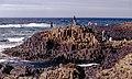 Antrim-Giant's Causeway-04-Basaltsaeulengruppe-1989-gje.jpg