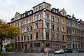 Apartment house Im Moore 31 Asternstrasse Nordstadt Hannover Germany.jpg