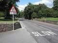 Approaching Aldford Bridge - geograph.org.uk - 1614593.jpg