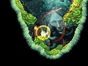 Aquaria (video game) - Image: Aquaria Screenshot 03