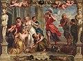 Aquiles descubierto entre las hijas de Licomedes, por Rubens.jpg