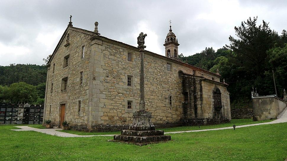 Aranga Igrexa San Paio 2
