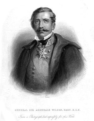 Archdale Wilson - Sir Archdale Wilson, 1st Baronet