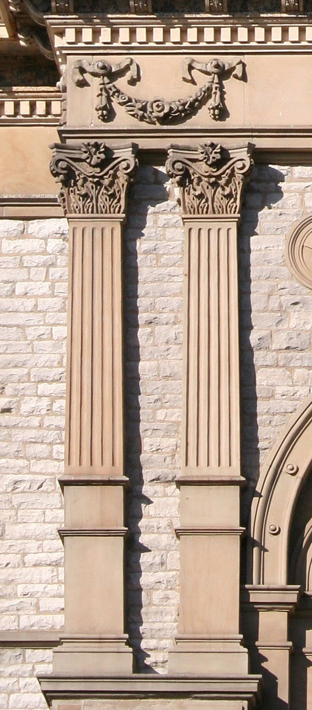 Architecture-pilasters