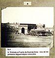 Archivo General de la Nación Argentina 1890 aprox Buenos Aires Entrada al Fuerte uno de los primeros daguerrotipos.jpg