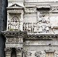 Arco trionfale del Castel Nuovo, 07 trionfo di alfonso.JPG