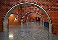 Arcs de l'aulari sud del campus dels Tarongers, Universitat de València.JPG
