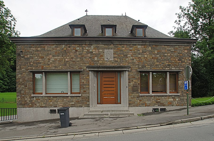 Visé (Argenteau),  Belgium: Former Town hall