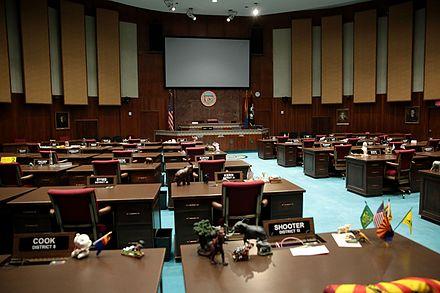 Arizona State Representatives >> Arizona House Of Representatives Wikiwand