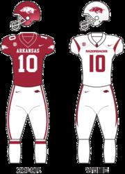 Arkansas razorbacks football unif.png