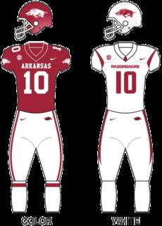 Arkansas Razorbacks football College football team of the University of Arkansas