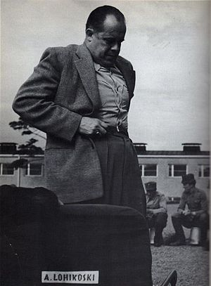 Armand Lohikoski