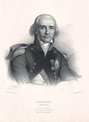 Armand Samuel de Marescot - Armand Samuel de Marescot served in the French military as an engineer 1784–1815