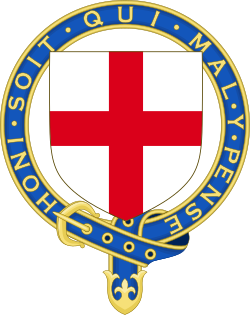 Arms of the Most Noble Order of the Garter.svg