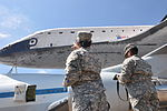 Army Reserve soldiers salute visiting shuttle 120919-A-YQ539-203.jpg