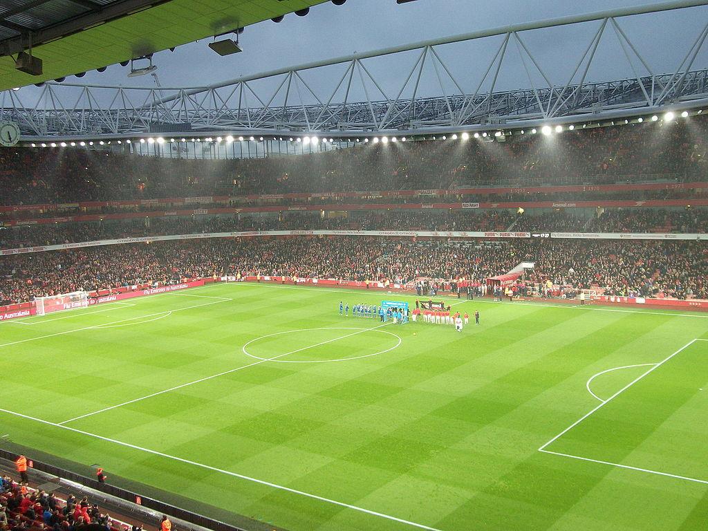 Arsenal Wikipedia: File:Arsenal FC V Everton FC, 24 Oct 2015
