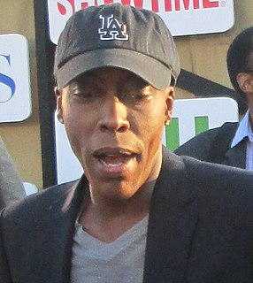 Arsenio Hall American actor, comedian and television host