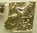 Arte etrusca, pannelli d'argento con rilievi, da castel san mariano presso perugia, 540-520 ac. 02.JPG