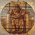 Artgate Fondazione Cariplo - Zuccaro Guido, Sanctus Ambrosius. Cartone per vetrata.jpg