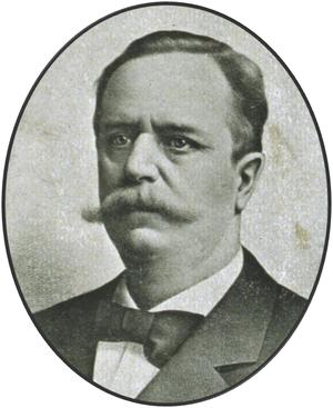 Arthur Sewall - Sewall in 1896