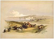 Ashdod in the early 19th century.